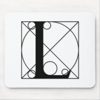 The Divine Proportion - L Mouse Pad