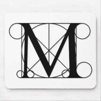 The Divine Proportion - M Mouse Pad