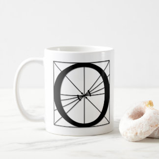 The Divine Proportion - O Coffee Mug