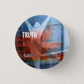 The Divine Words Series #8 3 Cm Round Badge