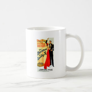 The Divorce of Lady X Basic White Mug