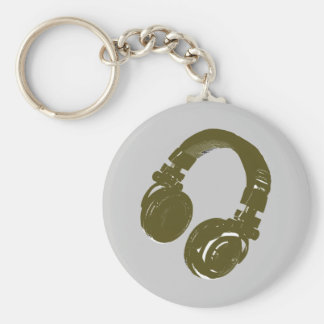 The DJ keys Key Ring