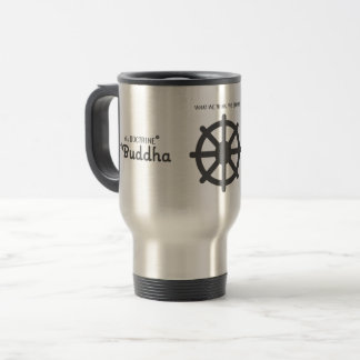 the Doctrine® of Buddha Travel Mug