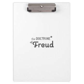 the Doctrine® of Freud Clipboard