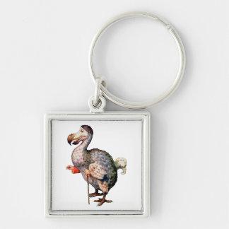 The Dodo Bird Key Ring