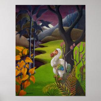 The Dodo Poster