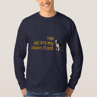 The dog ate my lesson plans shirts