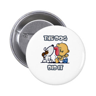The Dog Did It! Pins