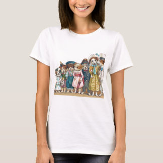"""The Dog Family"" Vintage T-Shirt"