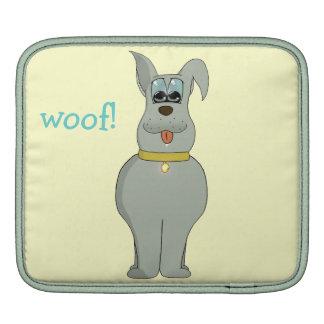 The dog iPad sleeve