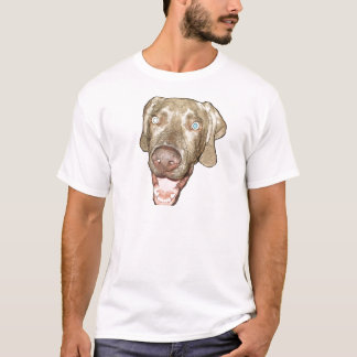 The dog likes me more than you T-Shirt