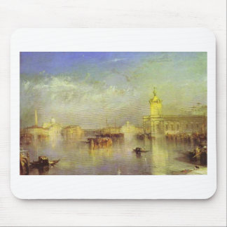 The Dogana, San Giorgio, Citella, From the Steps Mouse Pad