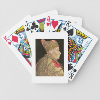 The Doge Francesco Foscari, 1460 Bicycle Playing Cards
