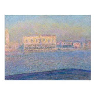 The Doge's Palace Seen from San Giorgio Maggiore Postcard