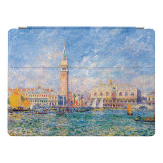 The Doge's Palace, Venice by Renoir iPad Pro Cover