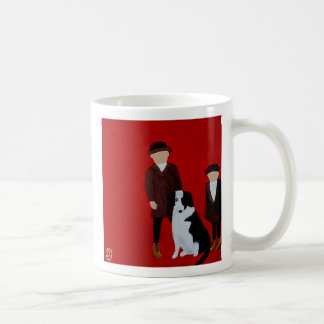 The Doggie Won't Hurt You Coffee Mug