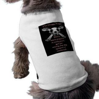 The Doggy Rogger Pet T-shirt