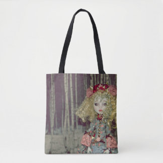 "The Doll ""Marie"" Tote Bag"