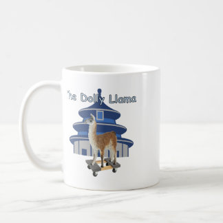 The Dolly Llama Coffee Mug