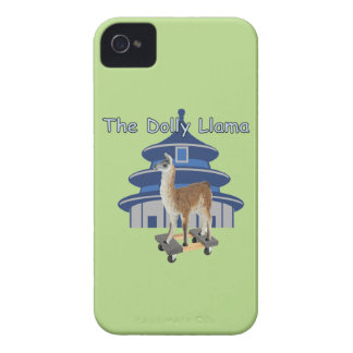 The Dolly Llama iPhone 4 Case