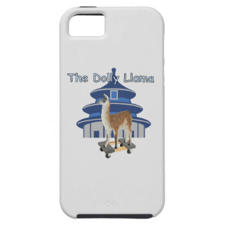 The Dolly Llama iPhone 5 Cover