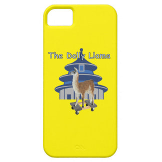 The Dolly Llama iPhone 5 Covers