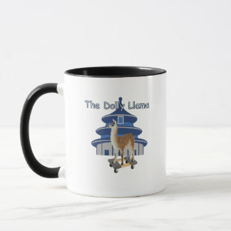 The Dolly Llama Mug