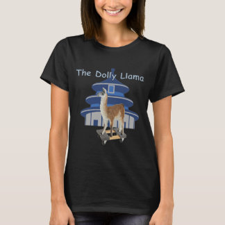 The Dolly Llama T-Shirt