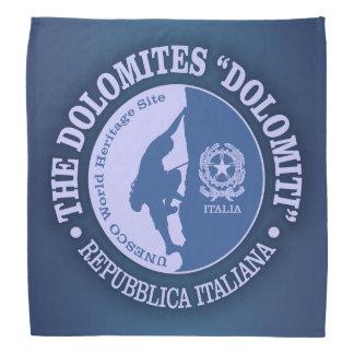 The Dolomites (Climbing) Bandana