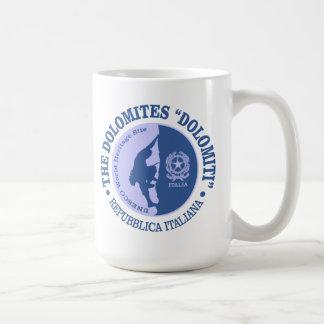 The Dolomites (Climbing) Coffee Mug