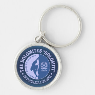 The Dolomites (Climbing) Key Ring
