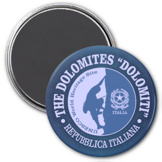 The Dolomites (Climbing) Magnet