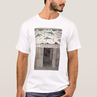 The Dolphin Frescoes in the Queen's Bathroom T-Shirt