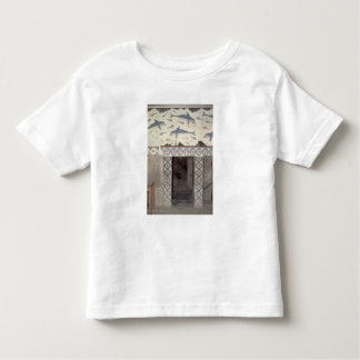 The Dolphin Frescoes in the Queen's Bathroom Toddler T-Shirt