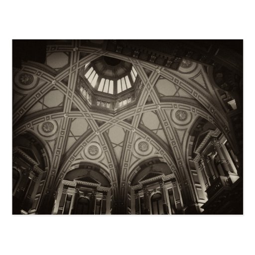 The Dome, Melbourne Postcards