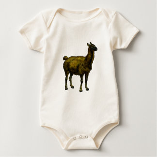 The Domesticated One Baby Bodysuit