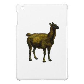 The Domesticated One iPad Mini Cover