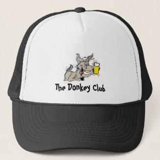 The Donkey Club Trucker Hat