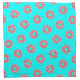 The Donut Pattern I Napkin