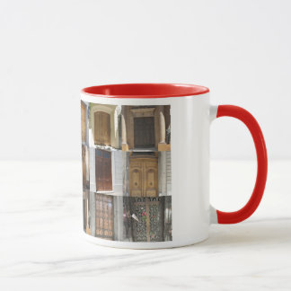 The Doors of Buenos Aires Mug