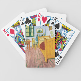 The dormitory in Arles Bicycle Playing Cards
