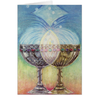 The Double Chalice Card