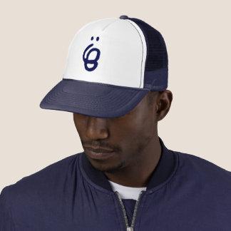 The Double Dot Trucker Hat