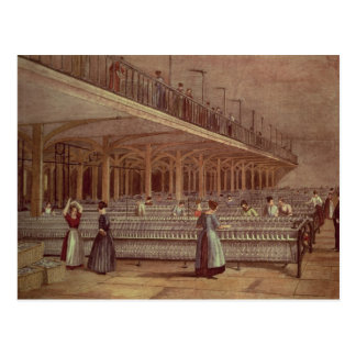 The Doubling Room, Dean Mills, 1851 Postcard