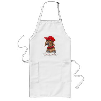 The Doxie Lady Long Apron