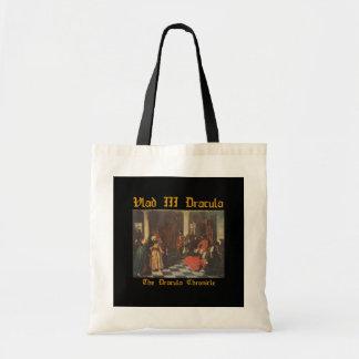 The Dracula Chronicle Tote Bag