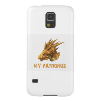 THE DRAGON IS MY PATRONUS DESIGNS CASE FOR GALAXY S5