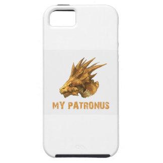THE DRAGON IS MY PATRONUS DESIGNS iPhone 5 CASE