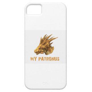 THE DRAGON IS MY PATRONUS DESIGNS iPhone 5 CASES