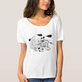 The Dragon Lady T Shirt